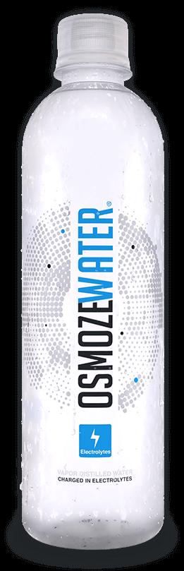 Bouteille Electrolytes - Osmozewater